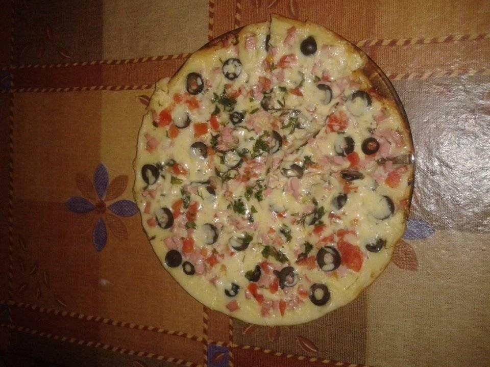 Пицца с моцареллой: рецепт, варианты приготовления, комбинация продуктов
