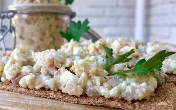 Форшмак из селедки: классический рецепт с пошаговыми фото • кушать нет