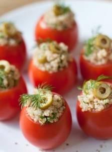 Помидоры запеченные в духовке. как приготовить фаршированные помидоры с начинкой