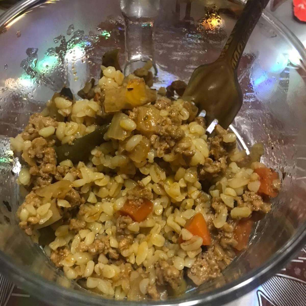 Булгур с фаршем - вкусно и сытно: 4 рецепта приготовления - onwomen.ru
