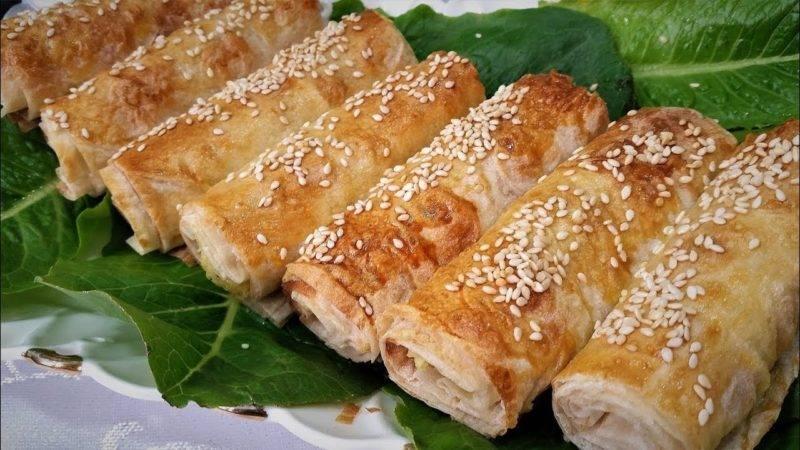 Лазанья с лавашем или мясная запеканка