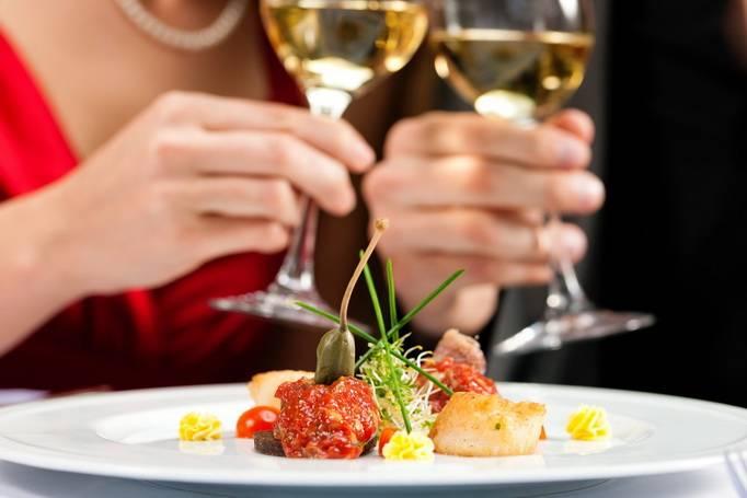 Десерты для романтического ужина