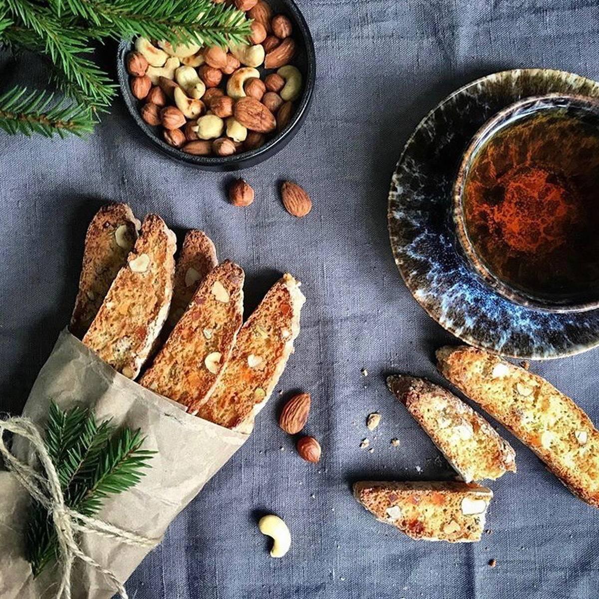 Бискотти: 6 итальянских рецептов
