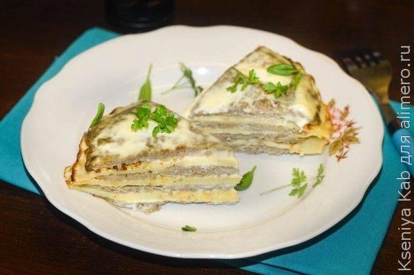 Печеночный торт. 9 простых пошаговых рецептов вкусного закусочного торта из печени