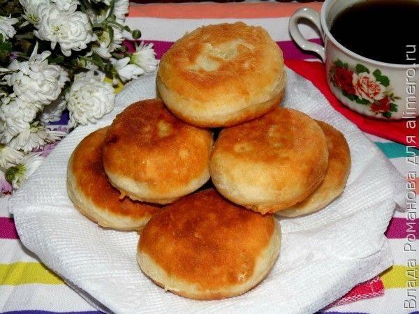 Невероятно вкусные картофельные пончики