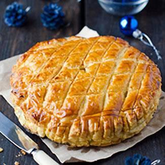 Галет де руа – французский пирог волхвов (galette des rois) - вкусные заметки