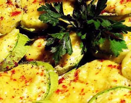 Кабачки в духовке — быстрые и вкусные рецепты