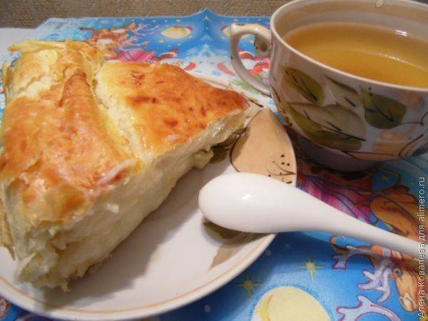 Рецепт египетский пирог фытыр. калорийность, химический состав и пищевая ценность.