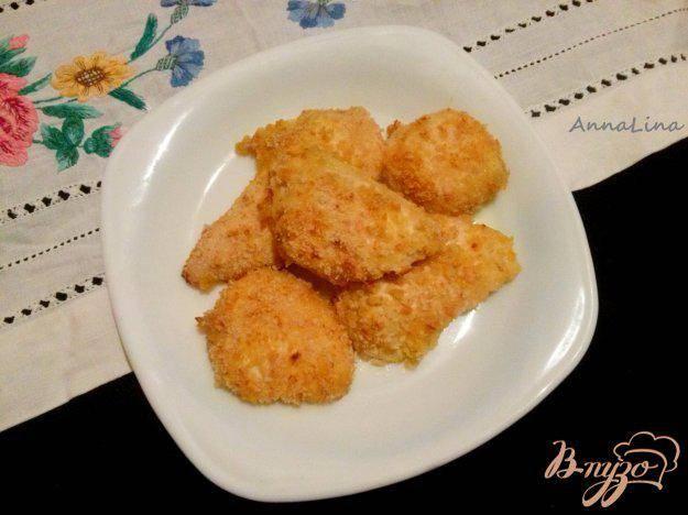 Рецепт курочки с медом и горчицей на сковороде