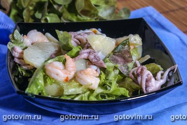 Картофельный салат — проверенные кулинарные рецепты. как правильно приготовить картофельный салат.
