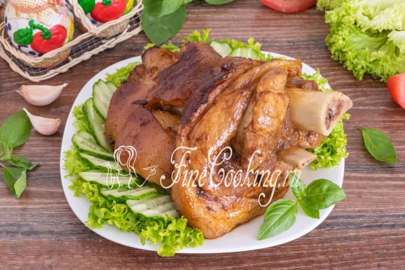 Вкусный рецепт свиной шейки в мультиварке