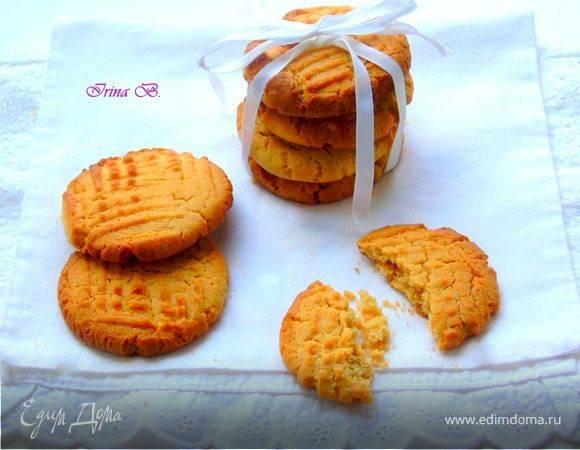 Ореховое печенье без муки. отличная выпечка без глютена - пошаговый рецепт с фото на сайте банк поваров