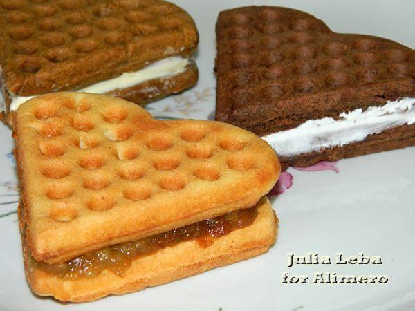 3 варианта печенья для любимого