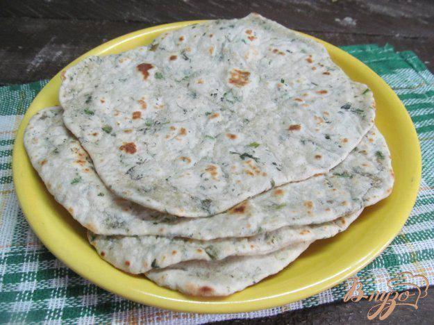 Индийские лепёшки чиз гарлик наан с сыром и чесноком