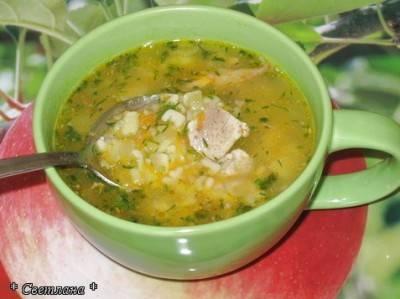8 рецептов вкусных детских супов - овощной суп из цветной капусты - запись пользователя lana (happykidsworld) в сообществе кулинарное сообщество в категории первые блюда - babyblog.ru