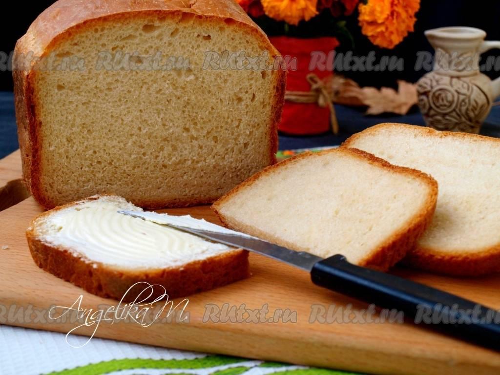 Французский хлеб в хлебопечке — нежный и вкусный