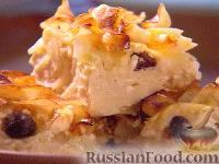 Еврейская картофельно-луковая запеканка