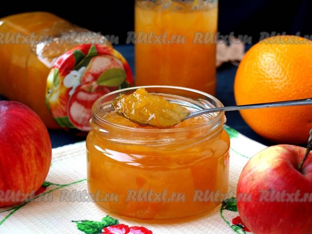 Самые вкусные и интересные рецепты апельсинового джема