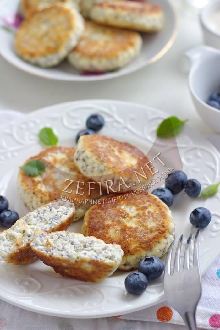 Сырники из творога с мукой в духовке: диетические рецепты