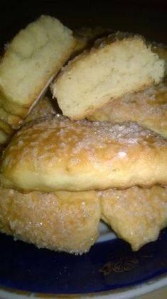 Лимонадные сконы - английские булочки к чаю
