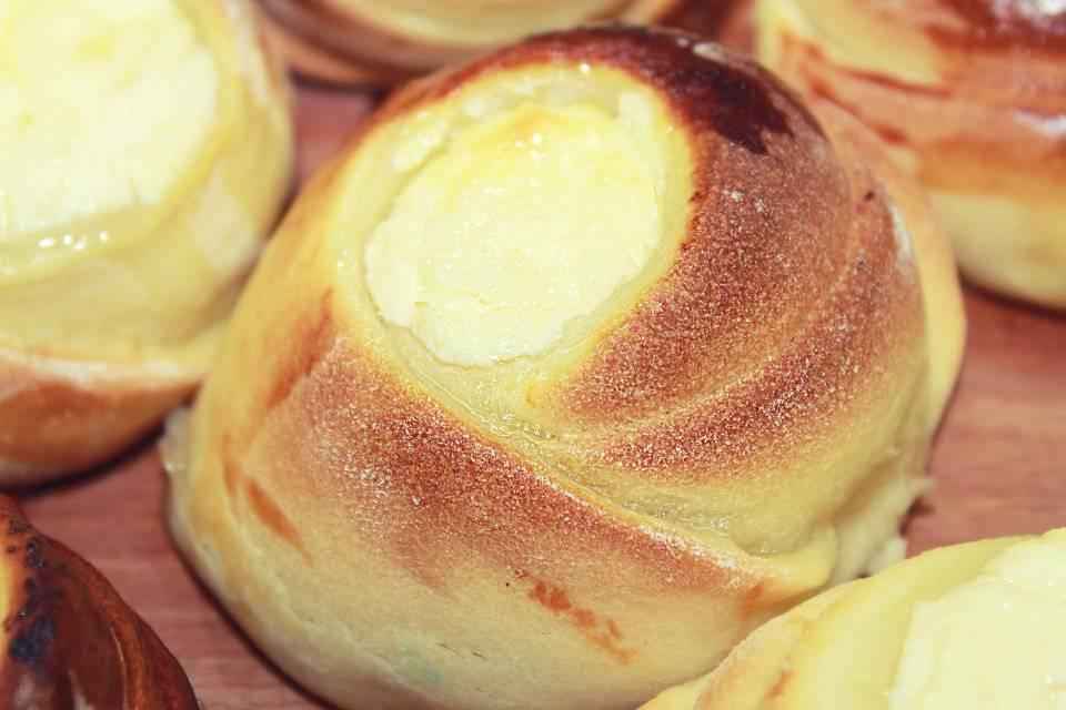 Рецепт ватрушек с творогом   домашние рецепты от мастера никиты