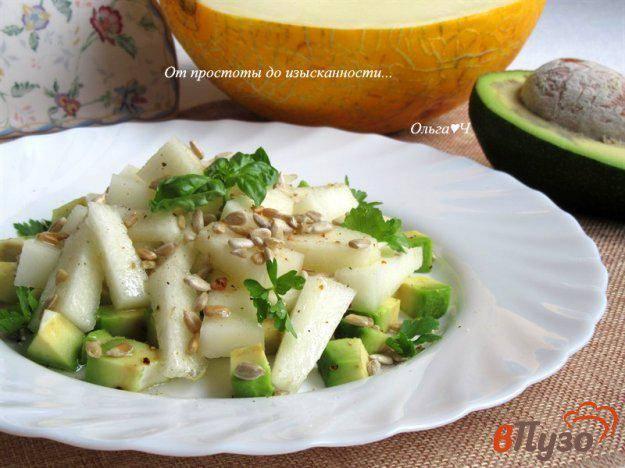 Салат с дыней – вот это восторг! готовим ароматные и необычные салаты с дыней и с курицей, сыром, фруктами, орехами, авокадо, ветчиной