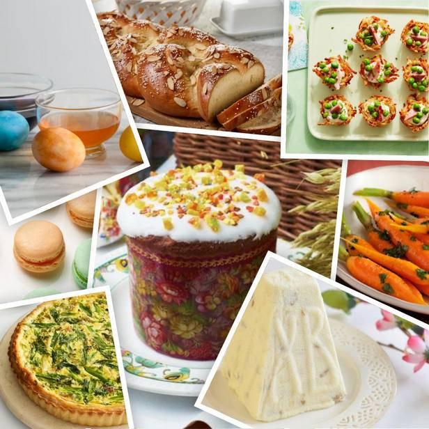 Рецепты десертов на пасху весенние блюда | гранд кулинар
