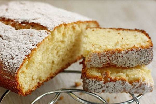 Сдобный кекс с изюмом в хлебопечке