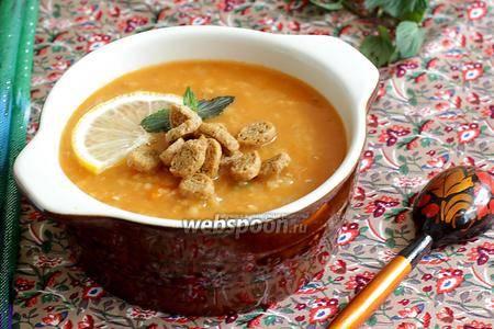 Суп с чечевицей и сыром - рецепт с фотографиями - patee. рецепты
