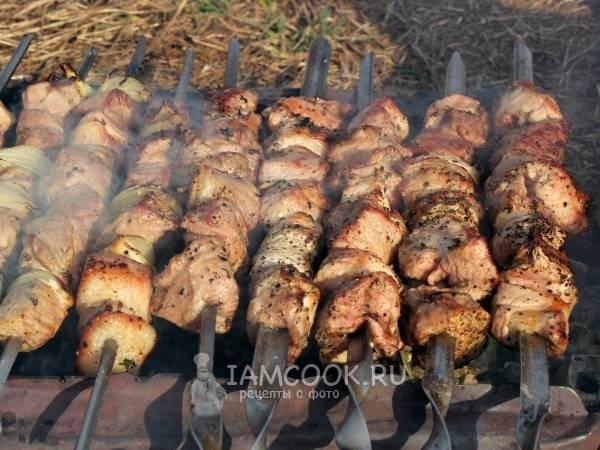 Армянский шашлык рецепт