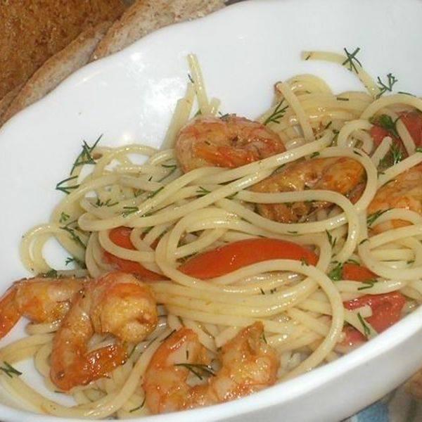 Спагетти а ля путанеска | о еде, вкусной и полезной