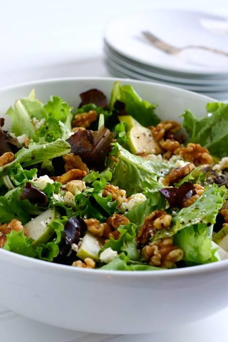 Салаты с грецкими орехами » рецепты - готовим дома   «наобед.kz»