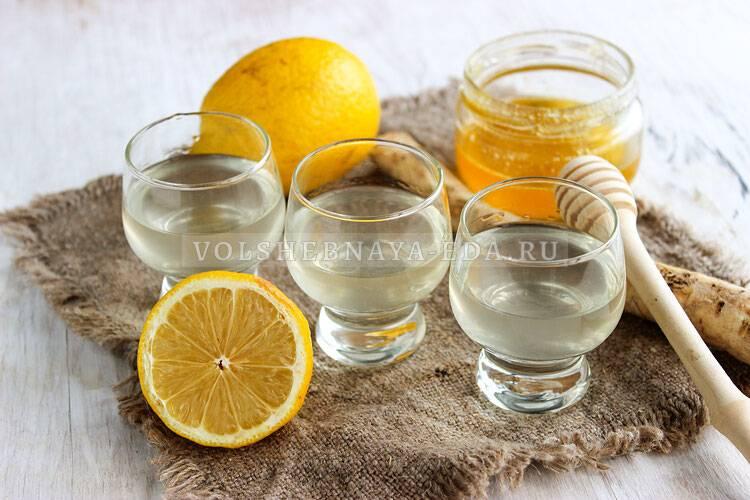 Хреновуха - рецепты рецепты настойки в домашних условиях на самогоне, водке и на спирту