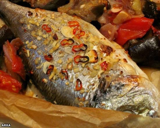 Рыба дорадо – 13 самых вкусных рецептов приготовления