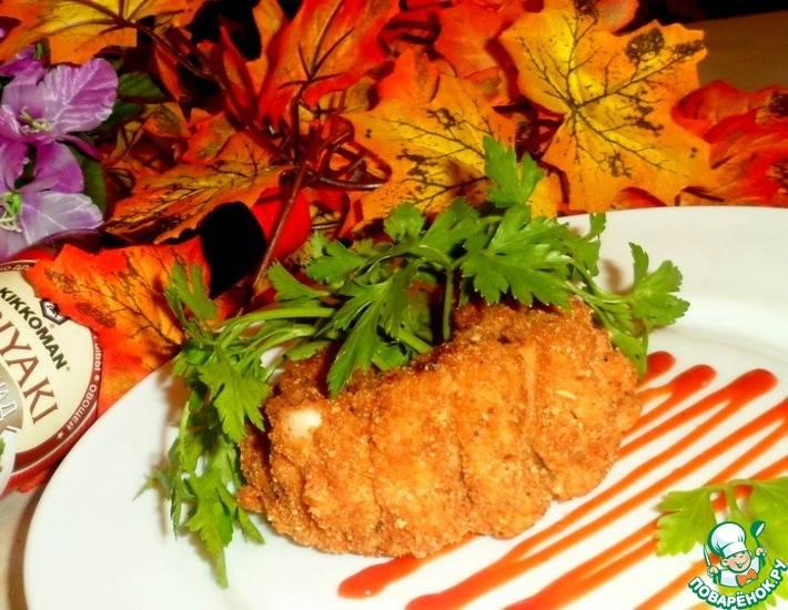 Как вкусно приготовить куриное филе в панировке