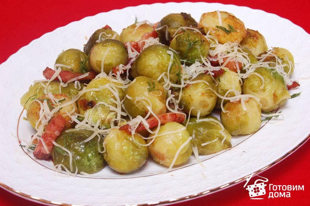 Блюда из капусты в духовке: 265 домашних вкусных рецептов