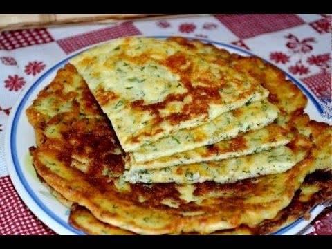 Пожарить на сковороде ленивые лепешки с сыром – ленивые хачапури