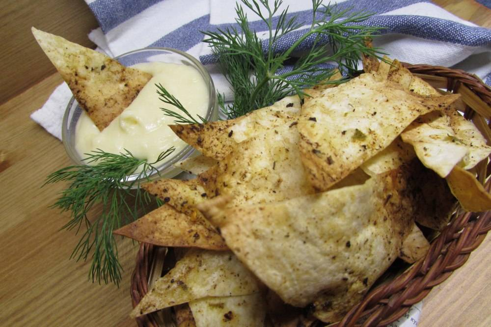 Блюда из лаваша - рецепты