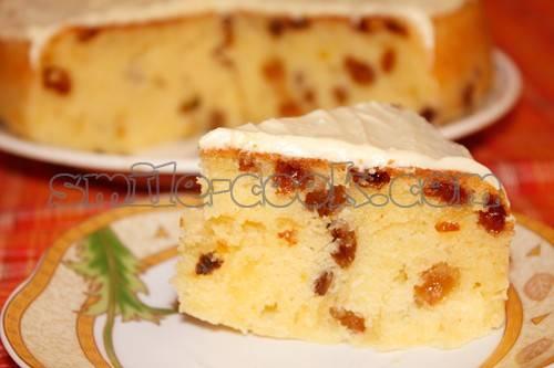 """Торт """"лимонный микс"""""""