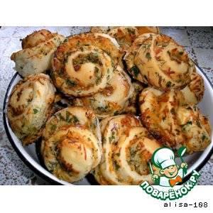 Пампушки с чесноком рецепт с фото пошагово