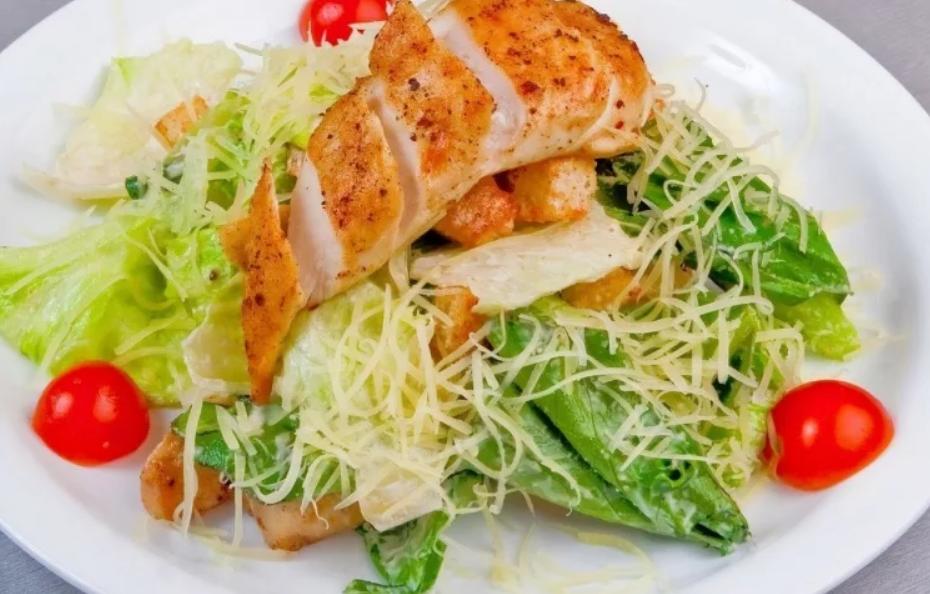 Заправка для салата «цезарь»