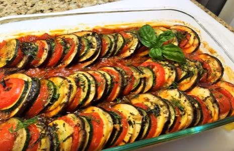 Как запекать овощи в духовке целиком