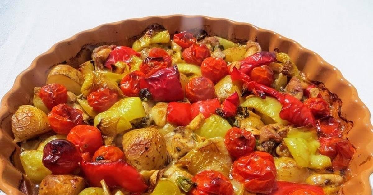 Ленивые пельмени в духовке –  рецепт с пошаговыми фото