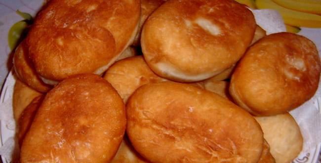 Печеные пирожки с яблоками - 14 пошаговых фото в рецепте