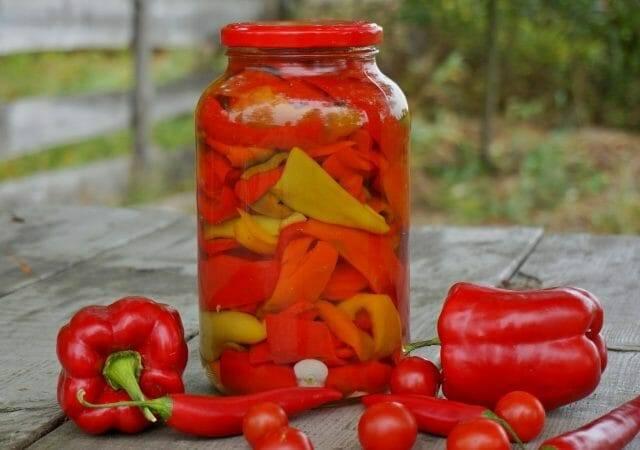 Лечо из болгарского перца пальчики оближешь на зиму: 10 домашних вкусных рецептов