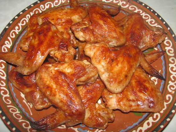 Крылышки с хрустящей корочкой в духовке - оригинальные идеи приготовления вкусного блюда