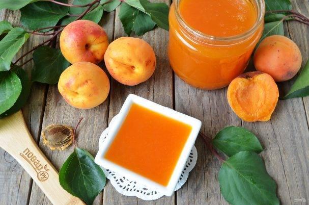 Джем из абрикосов — 3 рецепта с фото пошагово. как приготовить абрикосовый джем на зиму?