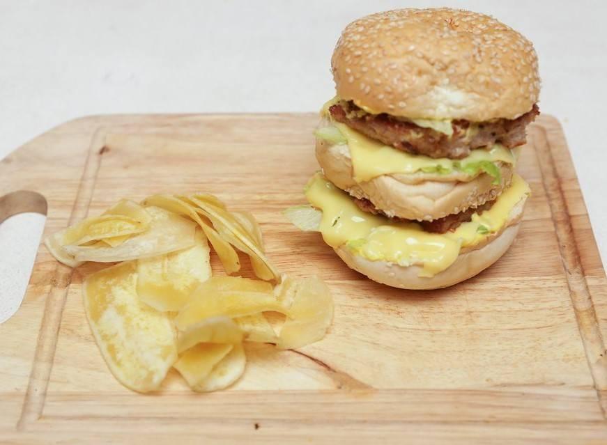 Домашний макчикен рецепт с фото