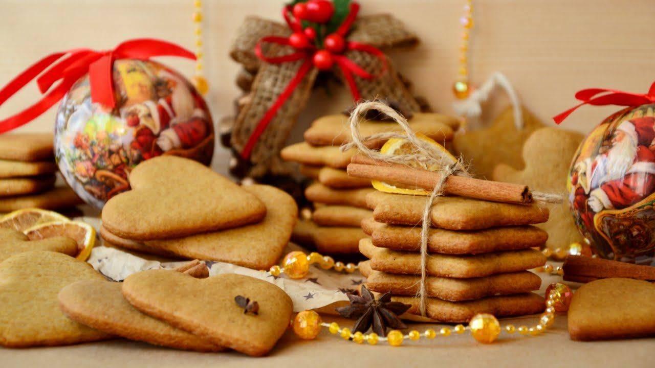 """Имбирное печенье """"здравствуй, новый год"""""""