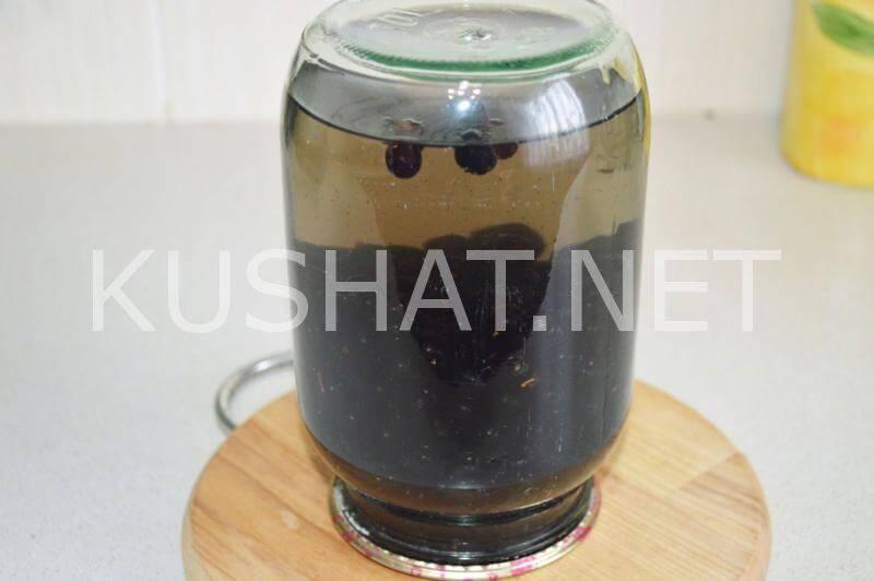 Компот из черемухи на зиму. пошаговый рецепт с фото • кушать нет